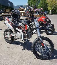 stomp pit bike 160 ebay