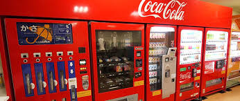 Coffee Vending Machines Canada Custom Vending Machines Nippon
