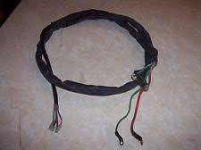 evinrude trolling motors components evinrude johnson omc electric trolling motor 5 ft wiring harness 0392239
