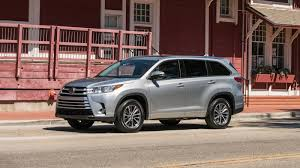 2017 Toyota Highlander Review & Ratings | Edmunds