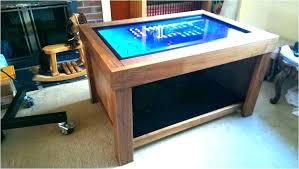 gaming coffee table gaming coffee table arcade coffee table gaming coffee table inspirational gaming coffee table s arcade machine game coffee table