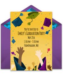 Preschool Graduation Announcements Free Preschool Online Invitations Punchbowl