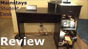 maxresdefault mainstays student desk
