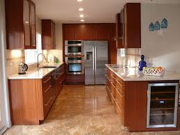 modern mahogany kitchen cabinets custom made