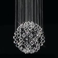 crystal lighting pendants magnetic crystal chandelier pendants