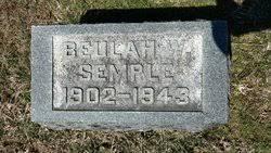Beulah Lenore Wade Semple (1902-1943) - Find A Grave Memorial