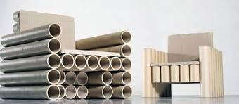 cardboard tube furniture. First Slide Cardboard Tube Furniture