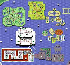 Super Discord Bros 3 World Map Super Mario Smash Bros