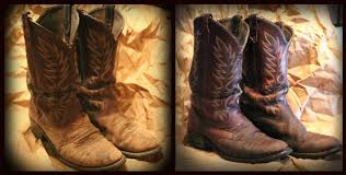 here s how they turned out leather cleaner for cowboy boots