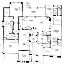 Floor Plans For 5 Bedroom Homes Decor Collection Interesting Inspiration