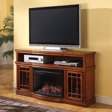 dwyer 57 inch tv stand with electric fireplace