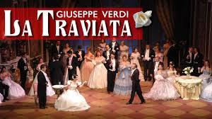 Opera e classica La Traviata Strumenti Musicali