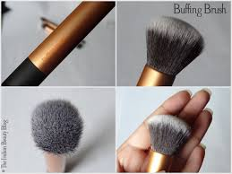 real techniques your base collection buffing brush
