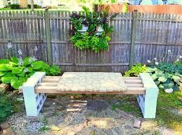 concrete block furniture. Cinder Block Furniture Backyard 1000 Images About Concrete And Diy Set C