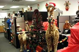 office cubicle christmas decoration. Office Holiday Decorating Ideas Cubicle Decoration Unique Design Christmas A