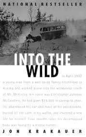 chris mccandless now i walk into the wild book chris mccandless into the wild book