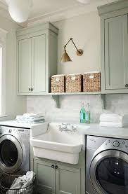 Laundry Room: Beautiful Rustic Laundry Room Decorations - Laundry Room Ideas