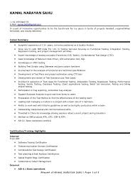 Sample Resume For Software Tester Fresher Luxury 53 Unique Software