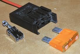 single fuse box single wiring diagrams