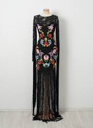 Add Caramelized Multi Color Embroidery And