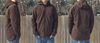 navaslab mads brown tall jacket