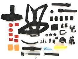 Аксессуар <b>Набор крепежей и</b> аксессуаров GP495 для GoPro 8 1 ...