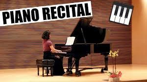 Piano Recital | Moonlight Sonata