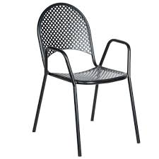 black metal outdoor furniture. White Mesh Outdoor Chairs Furniture Ideas Patio With 4 Chair Legs And Black Metal T