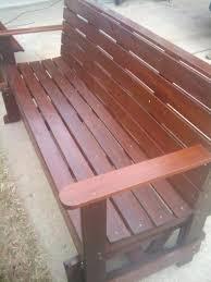ipe outdoor furniture glider patio jensen ipe outdoor furniture wood