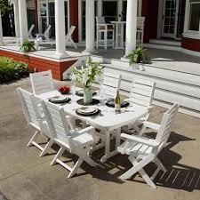 recycled hdpe plastic outdoor furniture