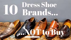 10 Brands of <b>Men's Dress Shoes</b> to Avoid in 2020 - YouTube