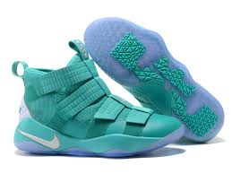 all lebron soldier shoes. 2017-nike-lebron-soldier-11-all-star-green- all lebron soldier shoes