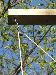 treehouse pulley system - Google Search