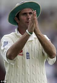 new balance jumper. michael vaughan wearing the classic cream-coloured kit in 2005 new balance jumper ,