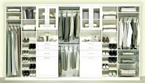 custom closet kits components design organizer drawers accessories wood home depot