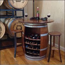 wine barrell furniture. Unique Barrell Wine Barrel Table And Stools Set In Barrell Furniture