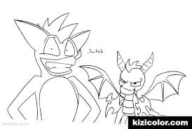 Crash Bandicoot Coloring Pages Pretty Sketch Page Of New Release For