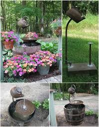 fountains for gardens. Teapot Fountain Fountains For Gardens
