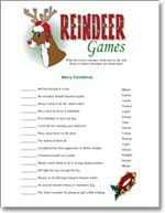 Holiday Trivia Gift Exchange Games - lots of games! | Christmas ...