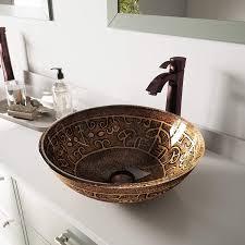 vigo vgt150 golden greek faucet bathroom vessel sink bronze vessel sinks canada