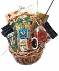 best retirement gifts for fishermen blue gift basket gift baskets for men gourmet gift