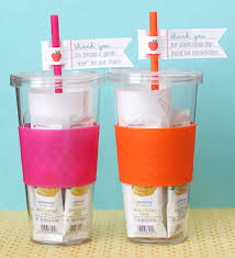 diy teacher gifts sweet lemonade teacher gift and easy presents and diy gift