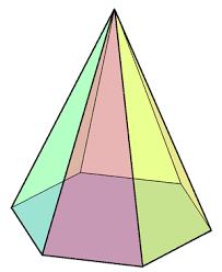 Пирамида геометрия Википедия