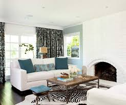 blue living room ideas. A Very Pale Blue Accent Wall With Small Turquoise Accents The Living Room Ideas W