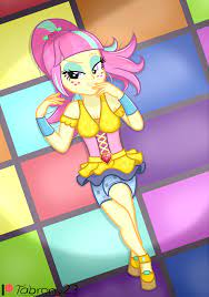 Dance Magic - Sour Sweet by Tabrony23 on DeviantArt