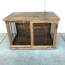 kennel furniture kennel table custom dog kennel dog crate furniture sliding door kennel custom kennel dog bed pet diy dog kennel furniture