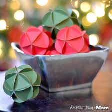How To Make Paper Balls For Decoration Classy Christmas Crafts Make Decorative Gilded Paper Balls