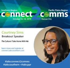 Catching Up with Courtney Sims from IABC's Connect2comms Conference | IABC,  San Francisco