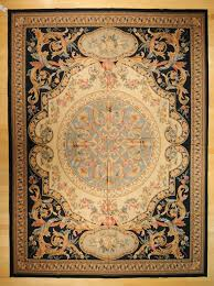 9 039 x12 039 hand woven wool french aubusson flat weave area