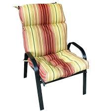 highback outdoor chair cushion coastal collection outdoor chair cushion high back outdoor chair cushion 2 pack